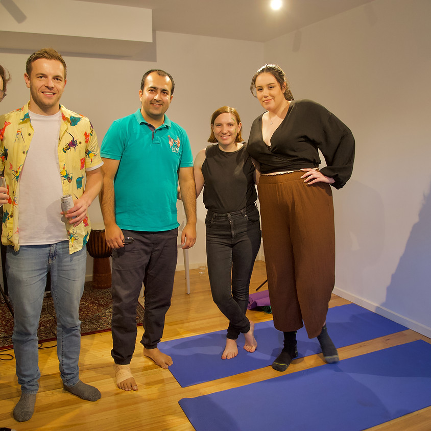 Yoga + Meditation with Aalokit