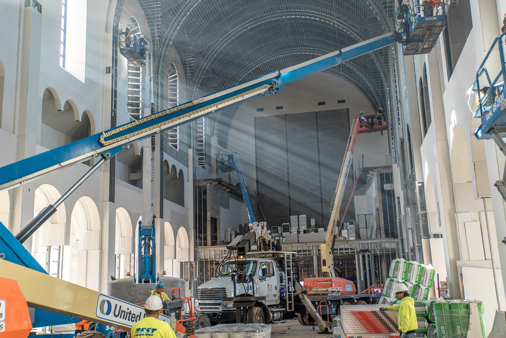 Construction Progress Photographer