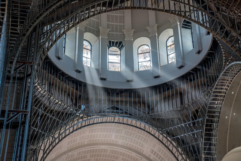 Raleigh Cathedral Construction Photos