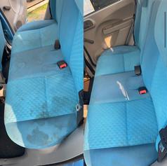 diepte reiniging auto interieur