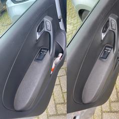 diep reinigen auto interieur