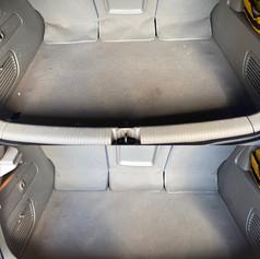 geknoeid in uw kofferbak?