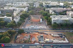 Obras em Brasília
