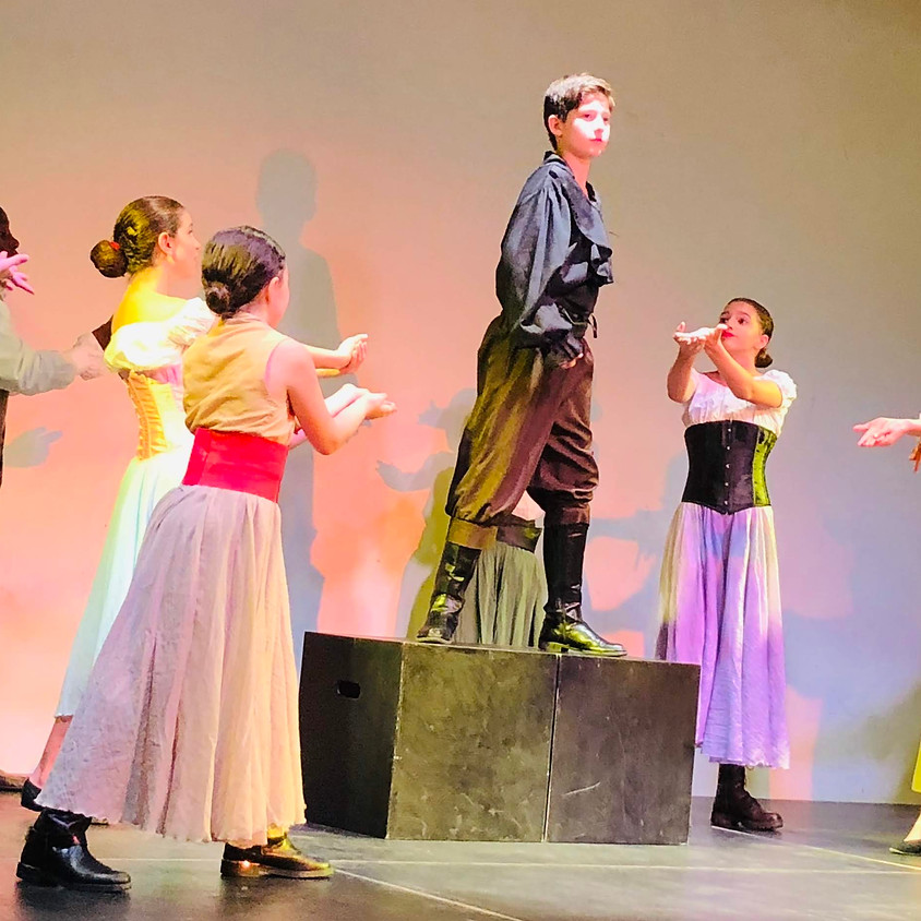 Theatre Games and Storytelling (Grades 3-5)