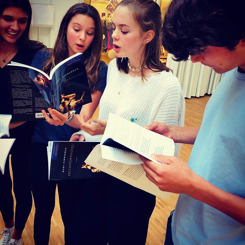 Online Szenenstudium Theater - Jugendliche (Altersklasse 10-14)