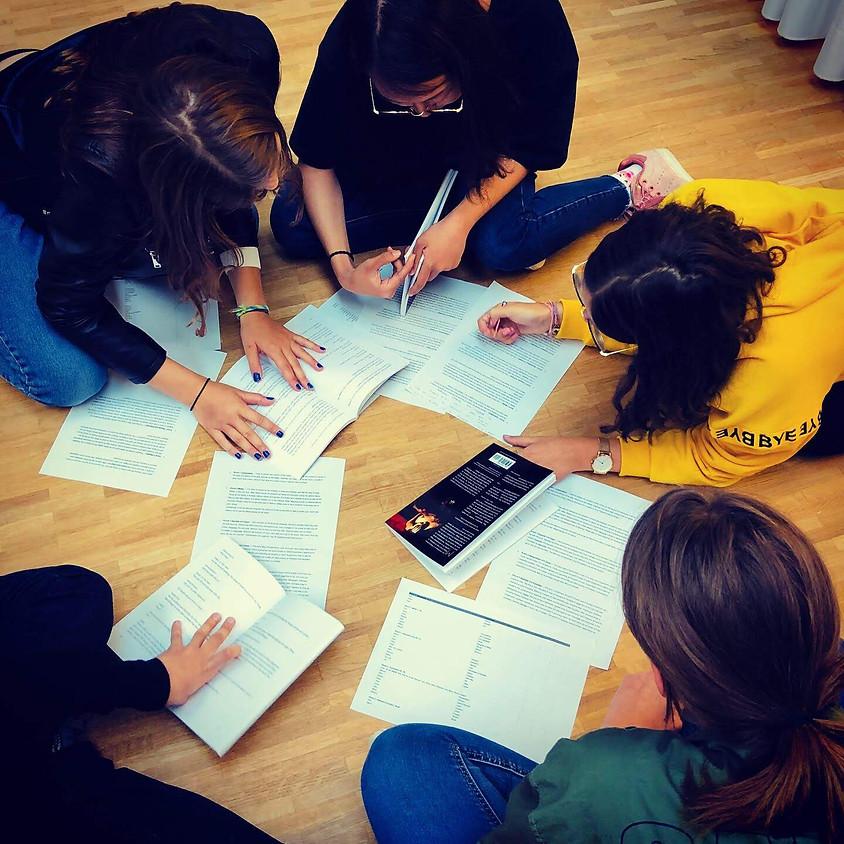 Devising Theatre Course (Ages 12-15)