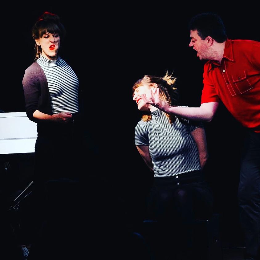 Adult Improvisation Show  @ 21:30