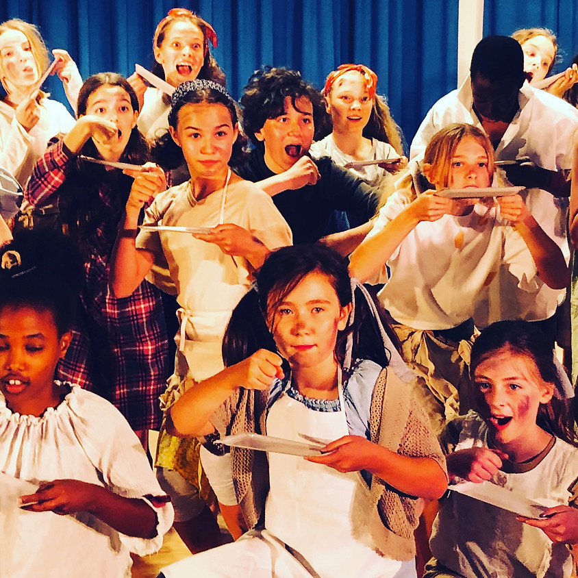 Musical Theatre Summer Camp (Ages 10-15)