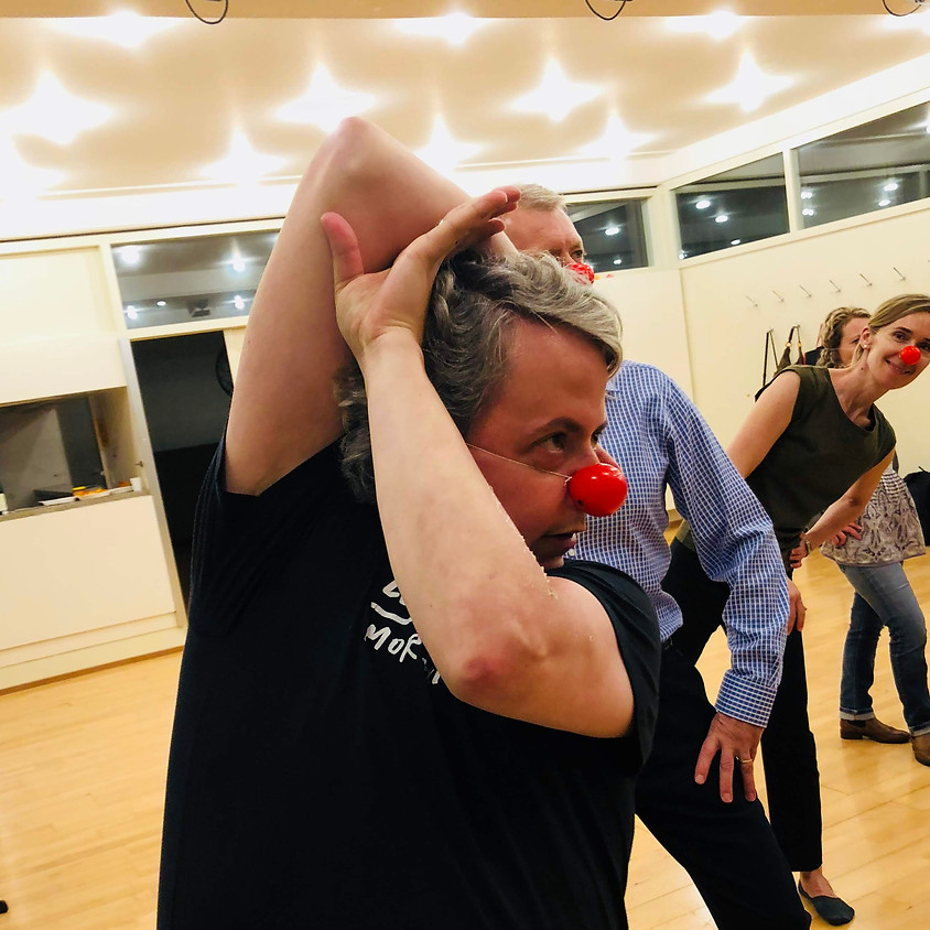 INTRODUCTION TO CLOWN! - FREE TASTER WORKSHOP