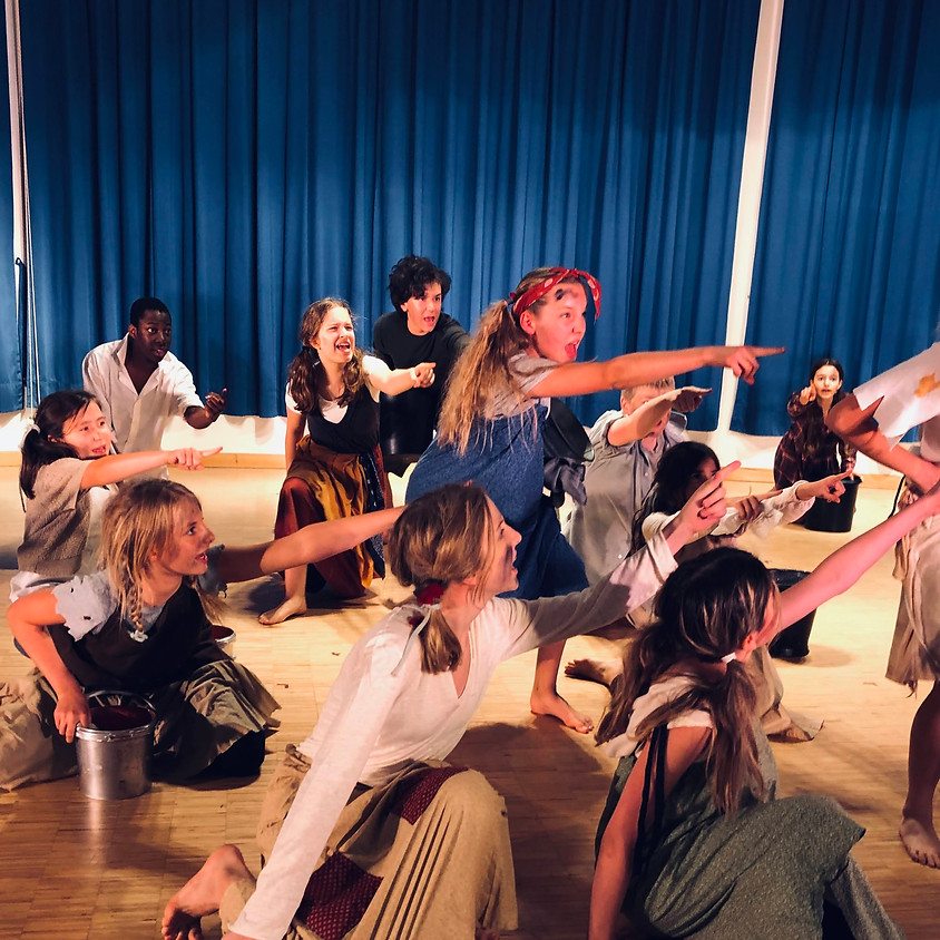 Drama Games (Ages 7-10)