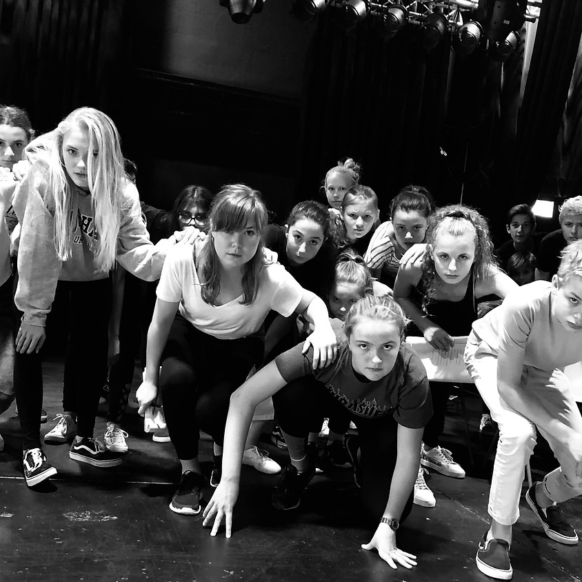 Physical Theatre & Devising (Ages 11-15)