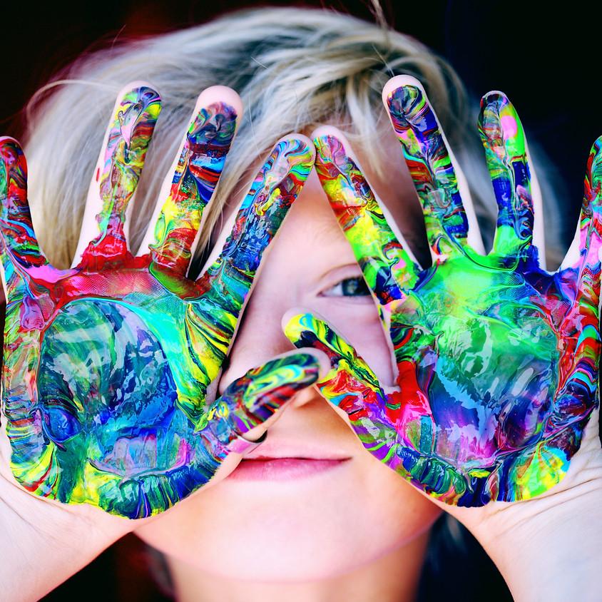 Children's Art Course (Ages 5-7)