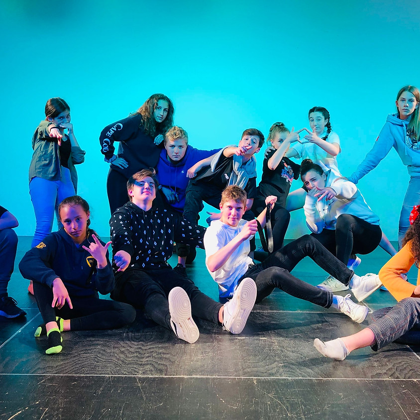 Improvisation & Physical Comedy - Summer School (Ages 12-18)