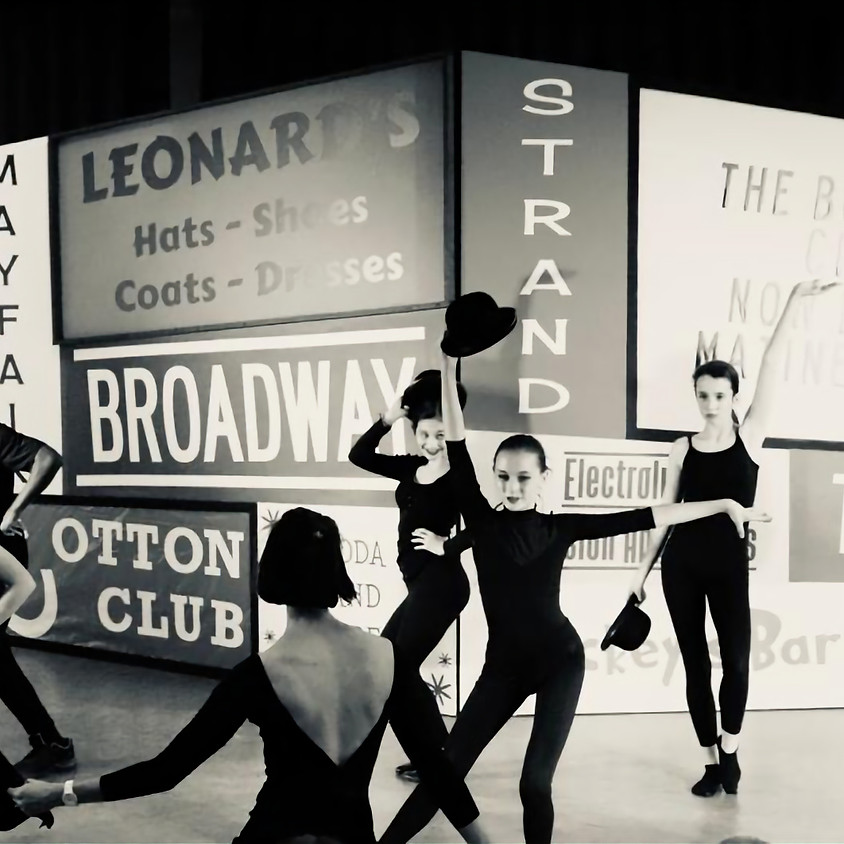 Musical Theatre Dance Style (Ages 10-14)