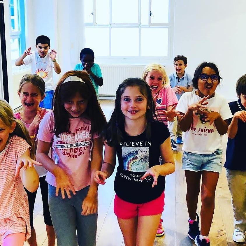 Theaterspiele Altersklasse (Alter 6-9)