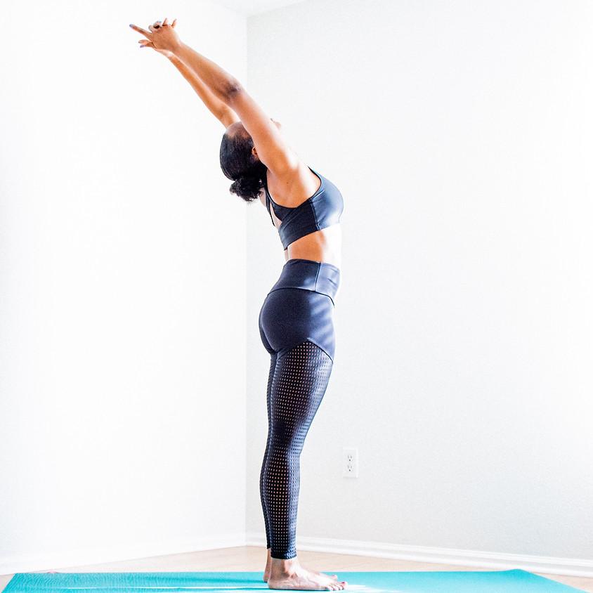 Vinyasa Yoga (Friday)