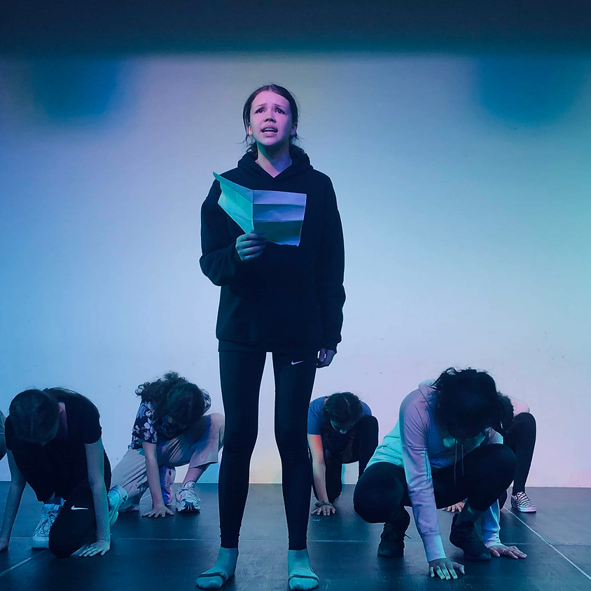 Physical Theatre and the Art of Telling a Tale (Ages 10 - 12)