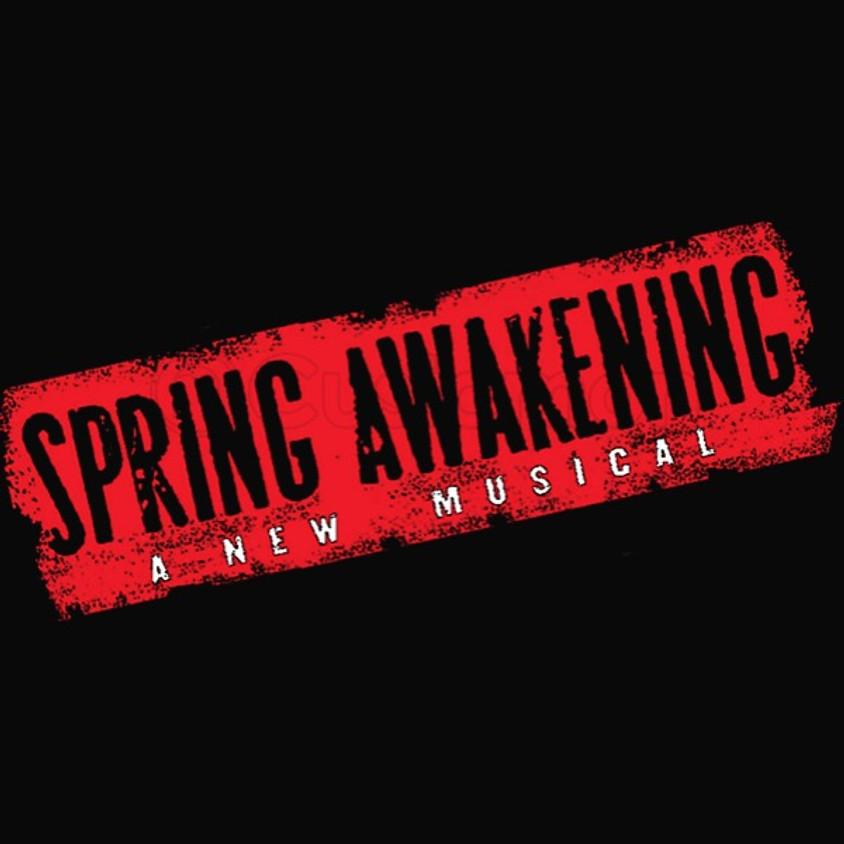 SPRING AWAKENING - The rock musical