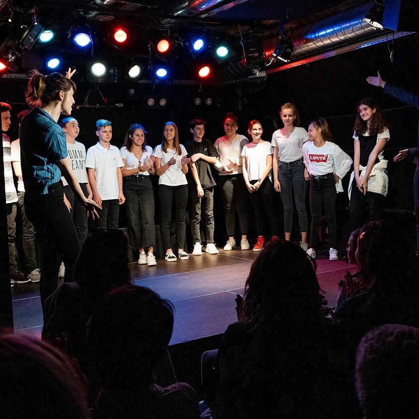 Youth Improvisation Show  @ 14:00
