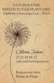 Carte De Visite CJ
