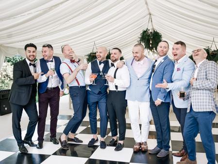 A Garden Cocktail Party/Wedding!