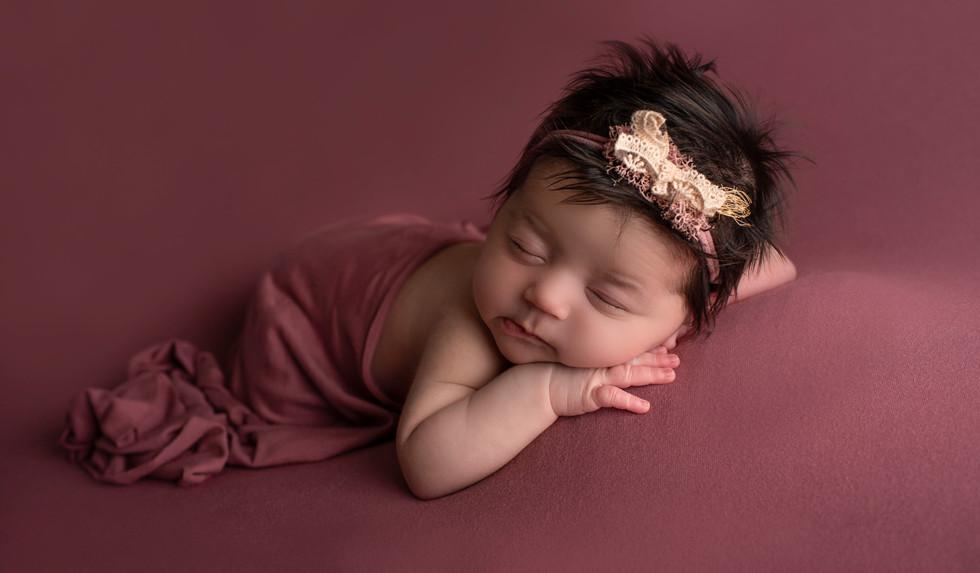 Devon newborn photography