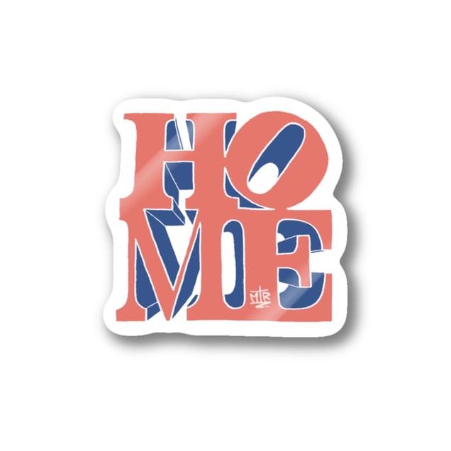 #StayHOME ステッカー