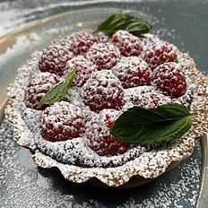 Tarta Choco Frambuesa