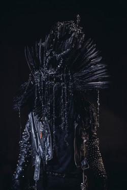 Raven (feminine) from the short film, Th