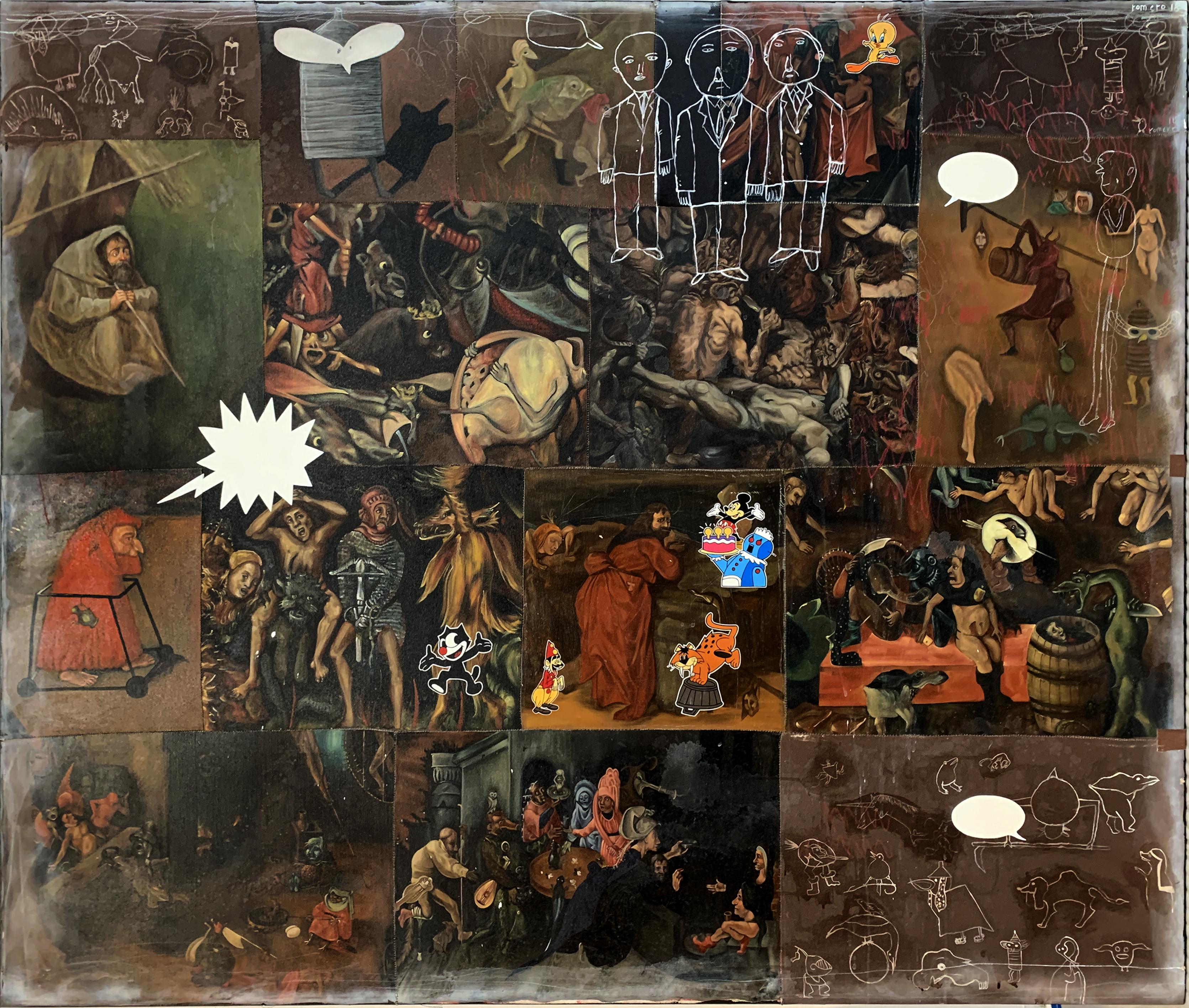 Las Tentaciones de San Antonio XVI