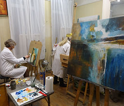 Cours de peinture lille