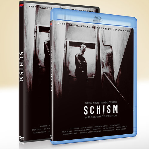 Schism - DVD/Bluray