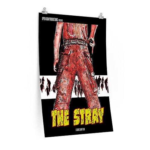 The Stray - 24x36 Poster