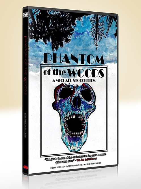 Phantom of the Woods - DVD
