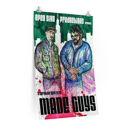 Made Guys - 24x36 Poster