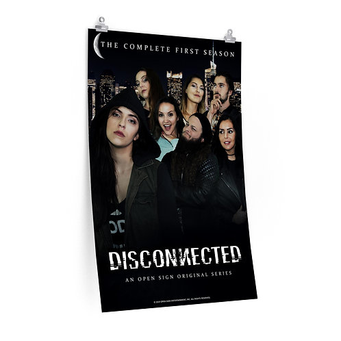 Disconnected - 24x36 Poster
