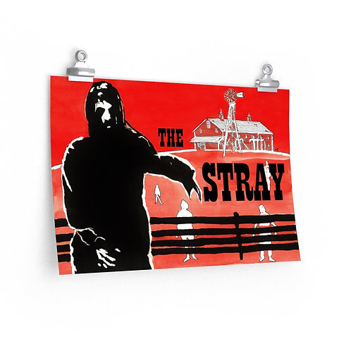 The Stray – 18×12 Poster