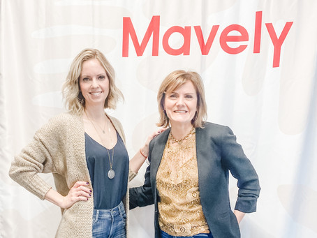 Where Tech, Fashion and Family Intersect: Mavely Founder Peggy O'Flaherty