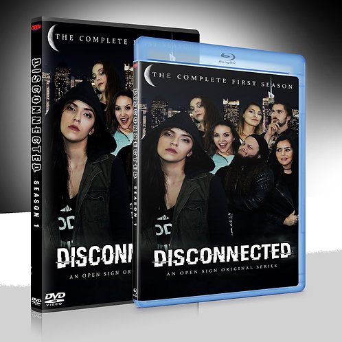 Disconnected S1 - DVD/Bluray