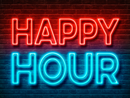 7 Fun Facts about Happy Hour