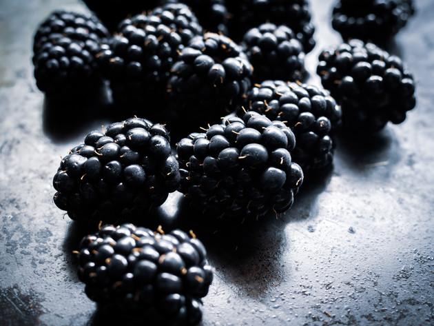 Boysenberries