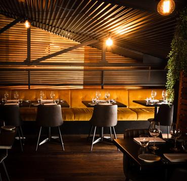 The Loft Restaurant Dining Room II