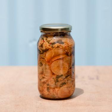 Kimchi Procuct shot