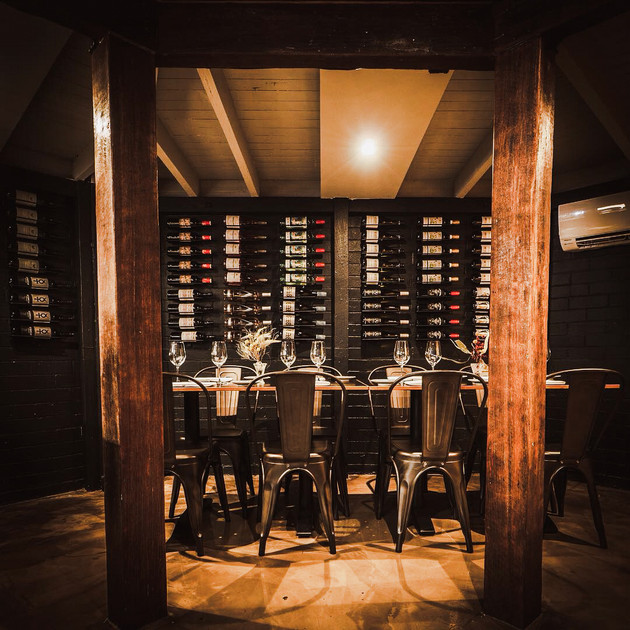 The Loft Restaurant Cellar II
