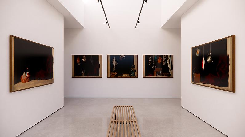 Bodegones Urbanos, Colectivo MR. Online Viewing Room, VIGIL GONZALES galería (2020).