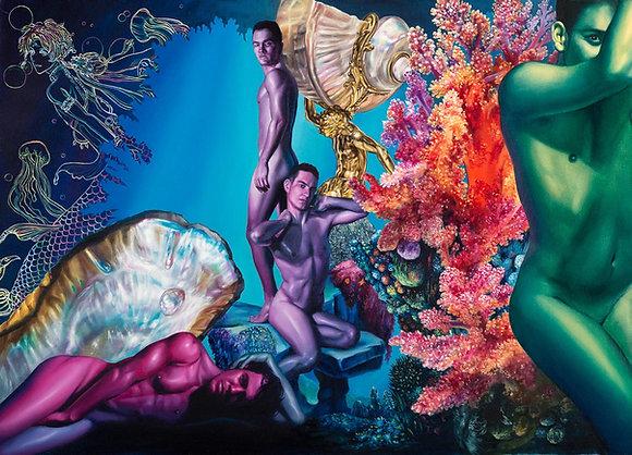 Merman Fantasy, 2020