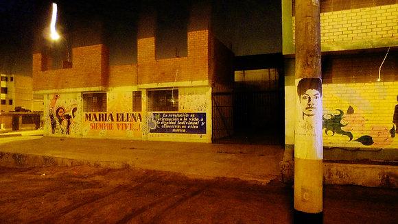 Villa, de la serie Buscando a María Elena, 2011