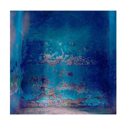 Pared Azul (Cuerpo Azul), 1996