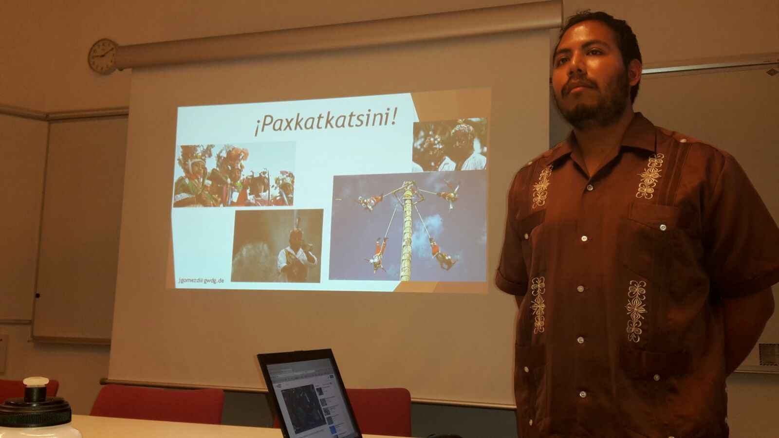 The death of an indigenous languaje: Misantla Totonac