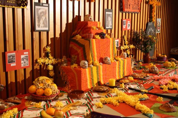Altar día de muertos 2012